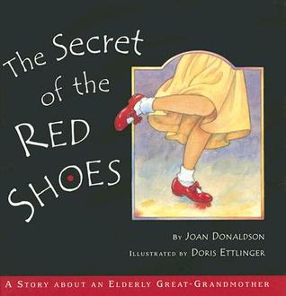 The Secret of the Red Shoes cover